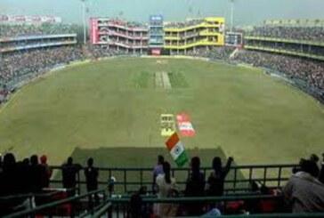 कोरोना वायरस के बढ़ते प्रकोप के बीच दिल्ली के अरुण जेटली स्टेडियम को भी सैनिटाइज करने की मांग
