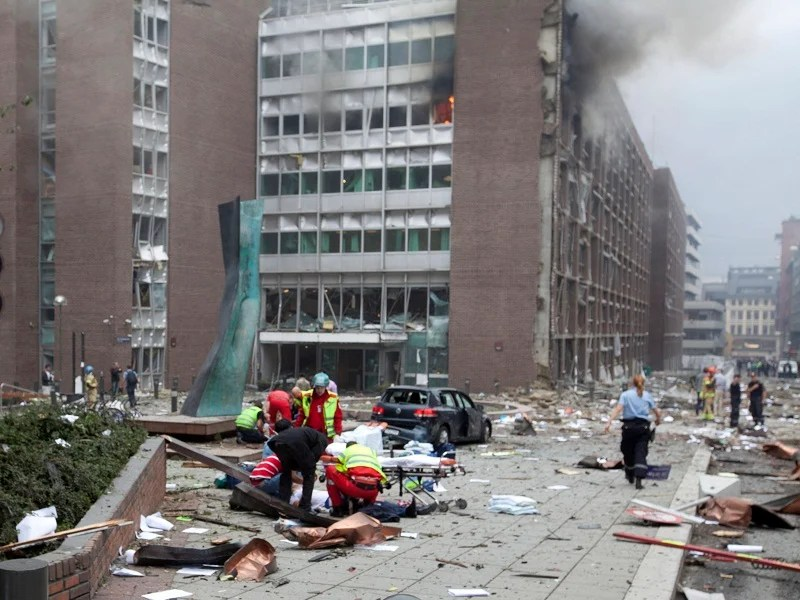 Norwegian Police Confirm Drill Identical to Breiviks Attack Oslo Bombing