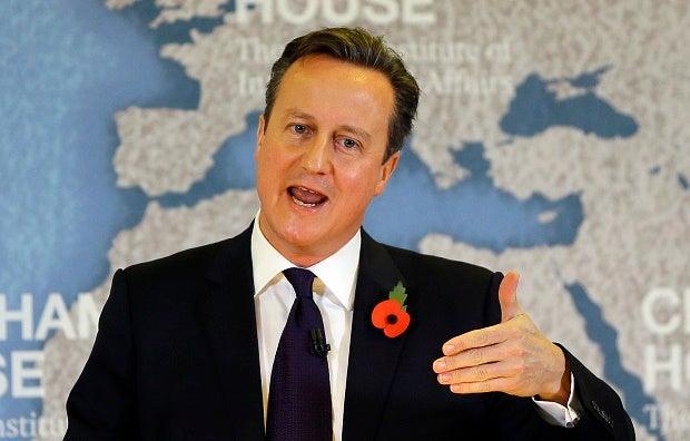 Britain EU Reform