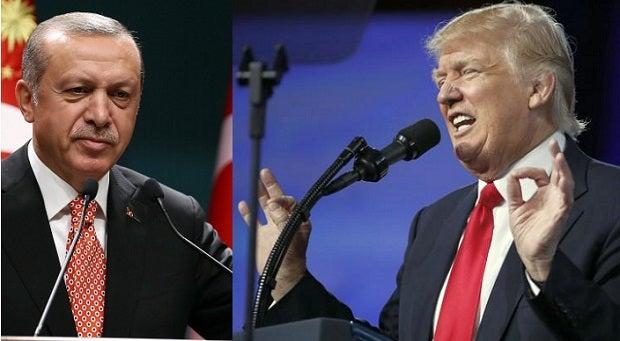 Image result for us trump vs turkey erdogan