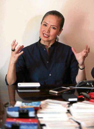 Patricia Paz Bautista —LYN RILLON