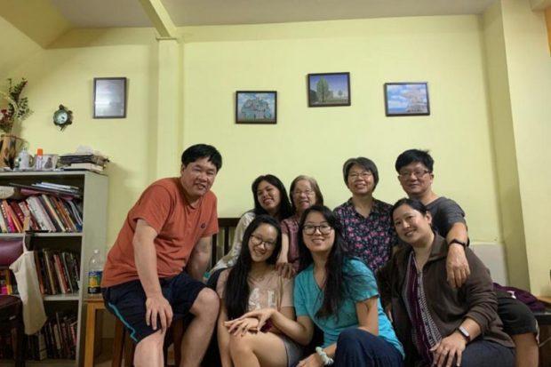 liang family covid19