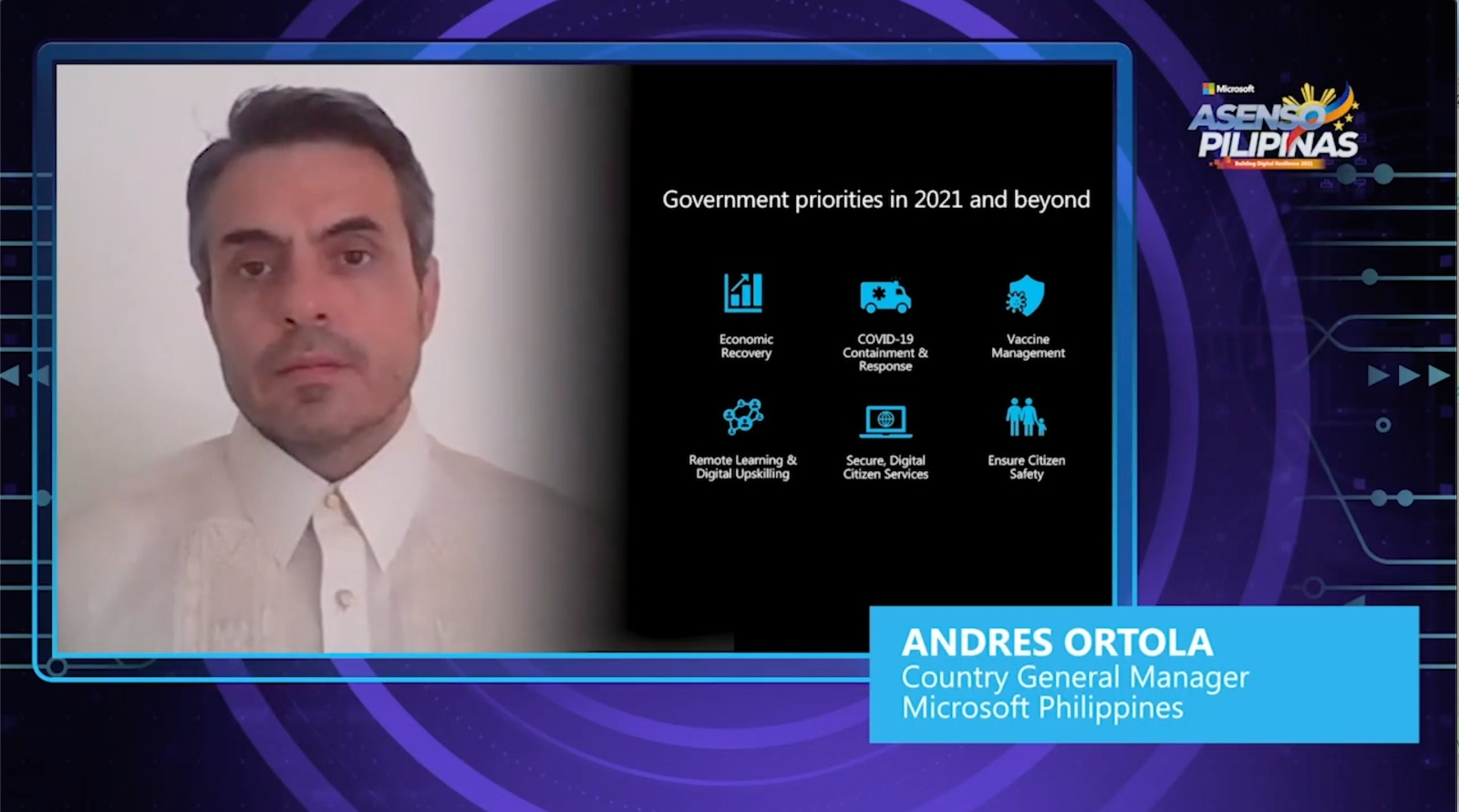 Microsoft Philippines Country General Manager