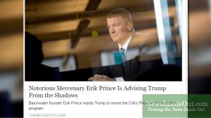 "The Intercept: ""Trump to revive the CIA's Phoenix assassination program."""