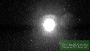 Night vision UFO