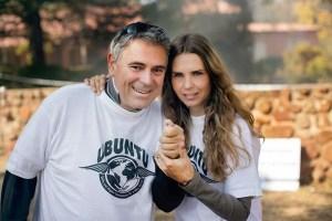 Michael Tellinger & Louise Clark 2014 Ubuntu Candidates - South Africa
