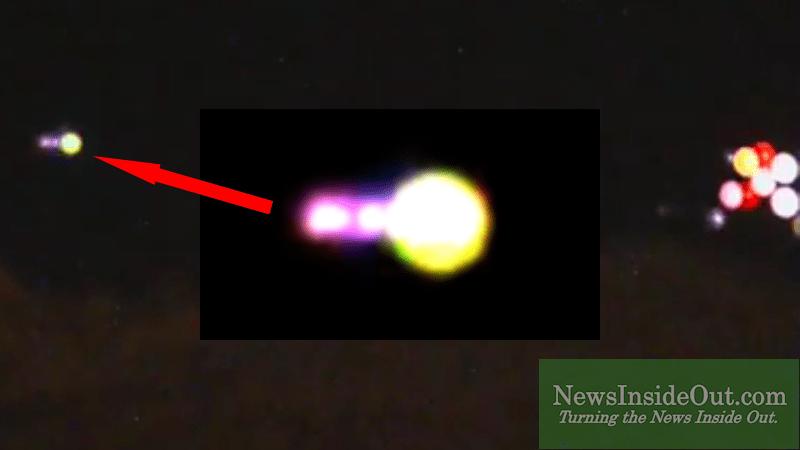 Tucson UFO Focal Plane