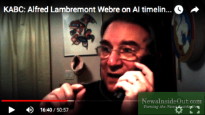 Alfred Lambremont Webre on KABC