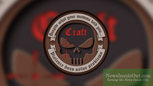 Craft International, LLC Skull Logo
