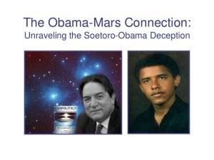 How Intelligence Legend & Manchurian candidate Barack Hussein Obama was created