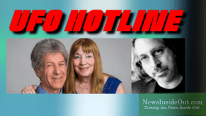 UFO Hotline: Dr. Sasha Lessin and Janet Lessin with Jon Kelly