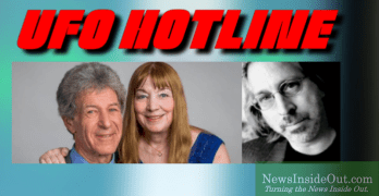'UFO Hotline' Uncensored Communications Revealed: Dr. Sasha Alex Lessin and Janet Kira Lessin with Jon Kelly