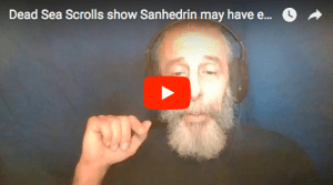 WEBINAR: Dead Sea Scrolls show Sanhedrin may have executed Jesus as an ET Disclosure activist – Peter Kling & Alfred Lambremont Webre