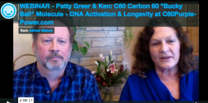 SCIENTIST KEN & PATTY GREER