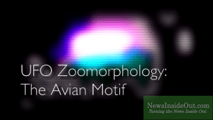 UFOs Resemble Animals in 'UFO Zoomorphology: The Avian Motif'