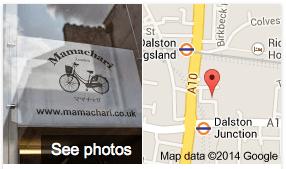 Mama-London