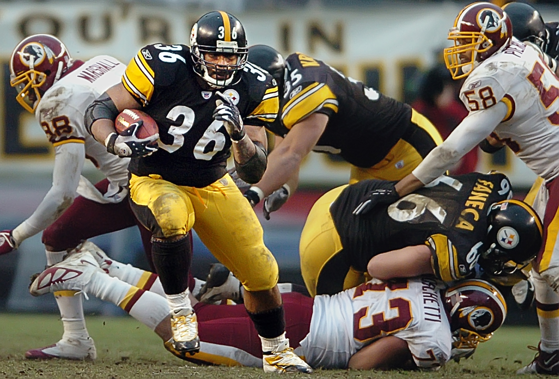 Image result for Jerome bettis