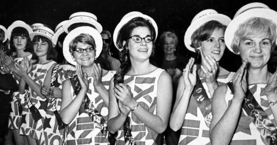 Richard Nixon dresses