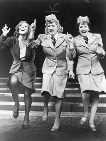 the andrews sisters america s favorite singing sisters
