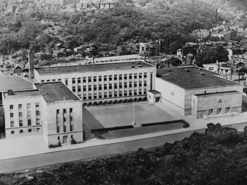 1950: North Catholic High School (Photo credit: unknown)