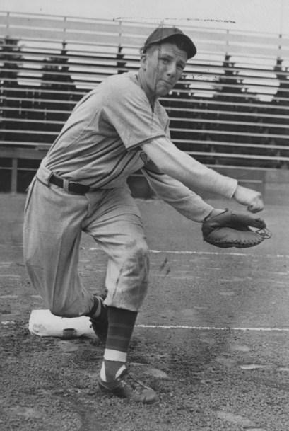 March 16, 1941: Kiner (Pittsburgh Sun-Telegraph photo)