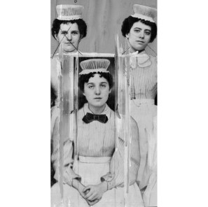 Rinehart graduated from a Pittsburgh nursing school in 1896. (Photo credit: Unknown)
