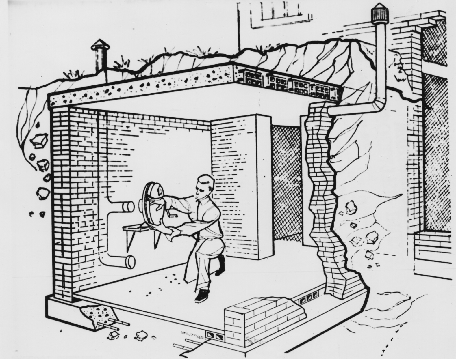 Pittsburgh's fallout shelters