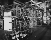 1957: A view of The Pittsburgh Press' printing press at 34 Blvd. of the Allies. No publication date.