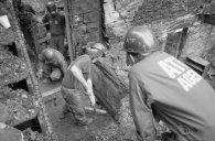ATF investigators at work. (Steve Mellon/The Pittsburgh Press)