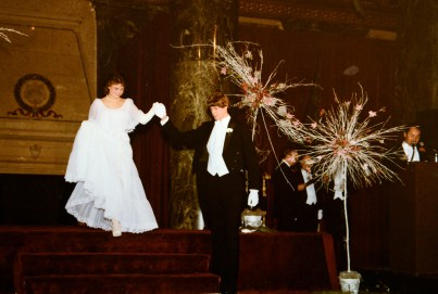 The Cinderella Ball, circa 1970. (Cinderella Ball Committee Records, MSS 1109, Detre Library & Archives, Heinz History Center)