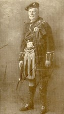 This is Alexander Gilliland, who immigrated to Pittsburgh from Scotland in 1866, and eventually settled in Bellevue.