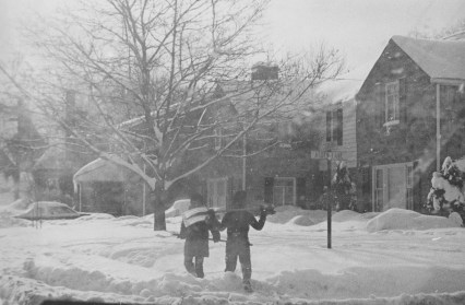 January 1978: A winter's worth of weather in a single month