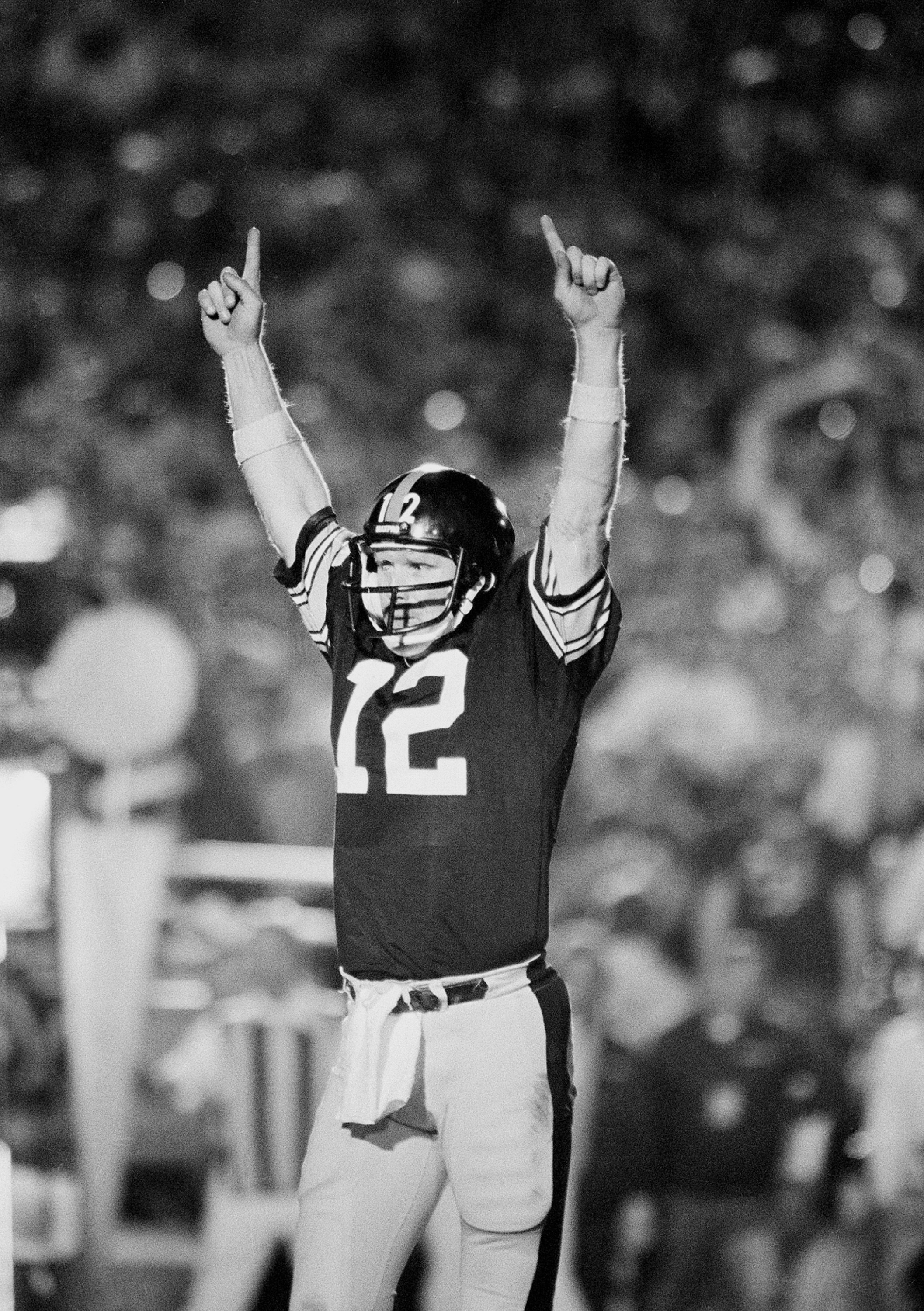 d51deacd9 The Steelers  1970s dynasty wasn t broken up the way great championship  teams are these days. There were no salary-cap casualties
