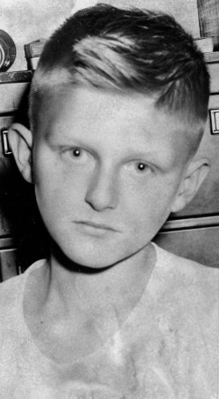 Michael T. (Mickey) Chervenak, 10, was the youngest person in Pittsburgh history to be charged with murder.