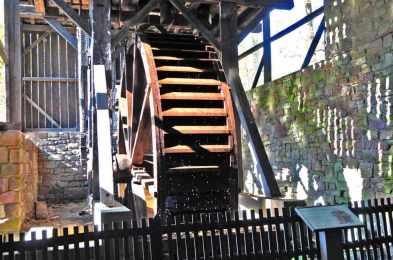 Hopewell Water Wheel (Photo by Scott D. Welch)