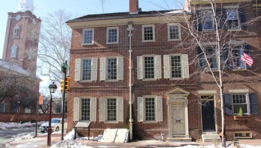 Thaddeus Kosciuszko House, Philadelphia
