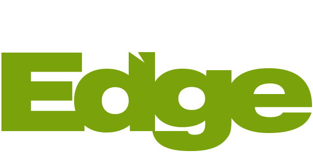 Cutting Edge logo end of year business series