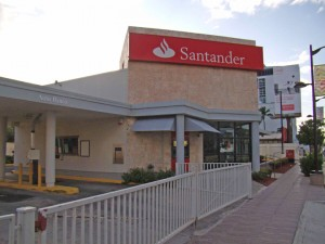 Santander Puerto Rico is the local subsidiary of the Spanish bank.