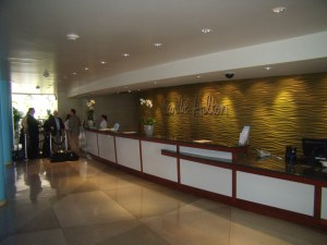 The Caribe Hilton is one of several properties in the region to offer special student rates.