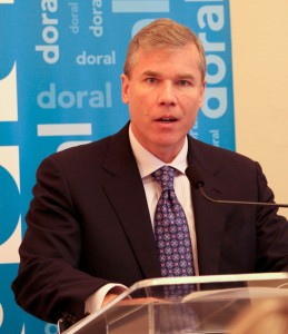 Glen Wakeman, CEO of Doral Financial Corporation