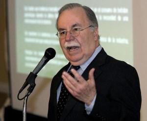 Author José Joaquín Villamil is founder of Estudios Técnicos analyst firm. (Credit: © Mauricio Pascual)