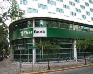 FirstBank continues to clean up its balance sheet through the sale of its bad loan portfolio.