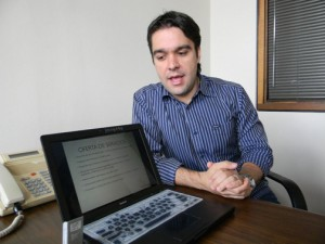Social media expert Juan Carlos Pedreira