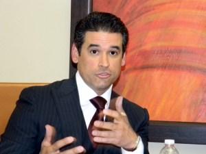 MIDA President Ferdysac Márquez