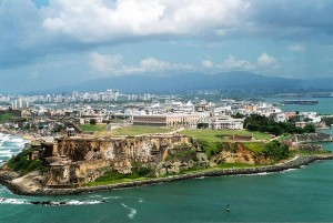 A majority of the international demand for travel to Puerto Rico is coming from consumers in the United States, Canada and Italy, Expedia said.