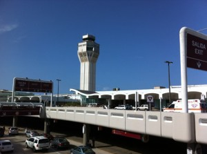 Luis Muñoz Marín Airport in Carolina. (Credit: © Mauricio Pascual)