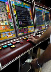 Illegal gambling halls are taking a bite out of the highly regulated casino industry, execs say. (Credit: © Mauricio Pascual)