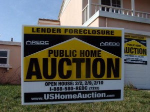 The foreclosure process, which usually takes two years, kicks in 120 days after them mortgage falls in arrears while in the U.S. foreclosure proceedings begin 30 days after default.