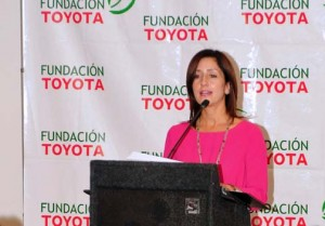 Nancy Naval, vice president of Toyota de Puerto Rico