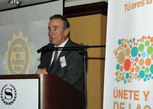 PRPA President Manuel Cidre